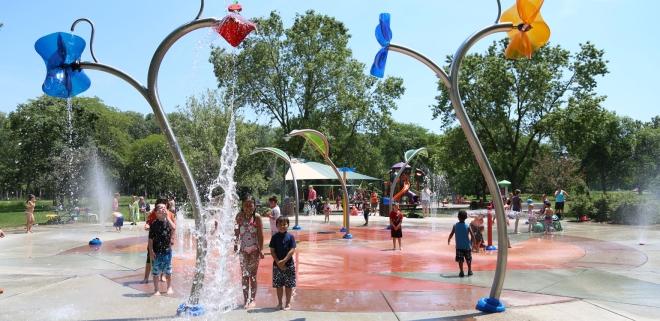 lakeview splash